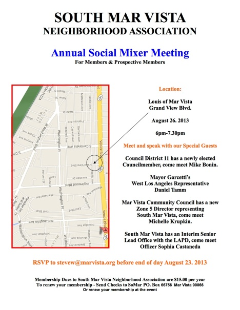 Meeting Flyer August 2013