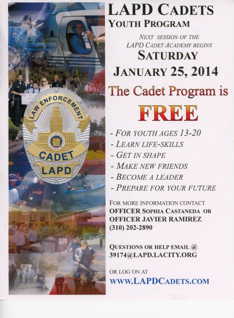 LAPD Cadets001