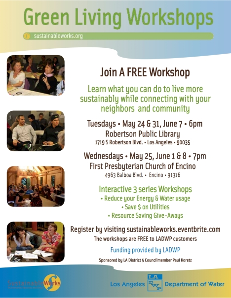Green Living Worksho flyer copy