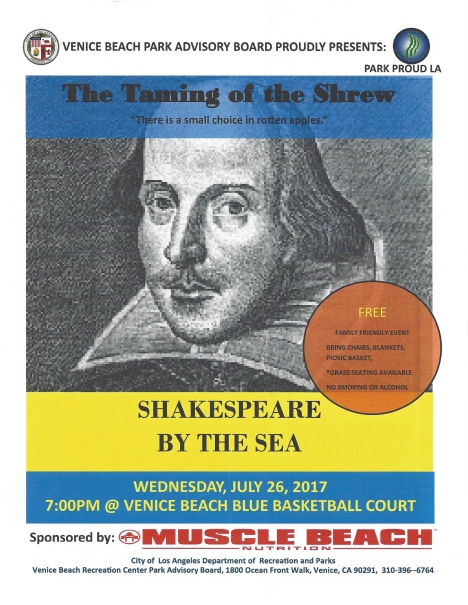 Shakespeare copy